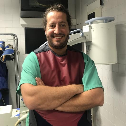 Dr. Pep Auguet, urólogo de Lleida